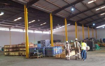 Warehousing and Storage Facilities